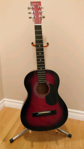 Acoustic Guitar 3/4 (with bag)