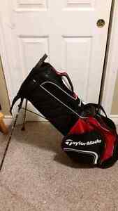 Brand new with tags men's Taylormade golf bag