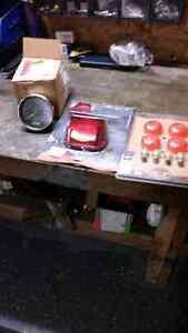 Harley-Davidson Tail light..turn signal lense. .speedo gauge. .