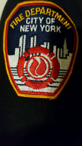 FDNY Job Sweater 1/4 zip