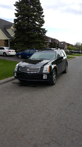 2005 Cadillac SRX  V8 7 Seater FULLY LOADED TV LEATHER