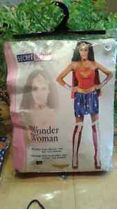 Brand new Wonder Woman Costume. Also wonder woman underpants