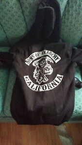 Sons of Anarchy men's winter hoodie St. John's Newfoundland image 1