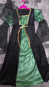 Witch costume size M