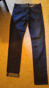 Ernest sewn jeans size 31