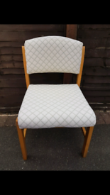 4 dining chairs REDUCED