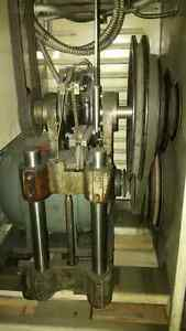 Rivett 6 station turret lathe Model 918S Kitchener / Waterloo Kitchener Area image 8
