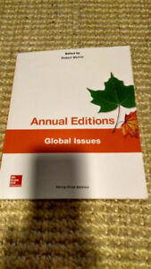 Annual Event, Global Issues edited by Robert Weiner