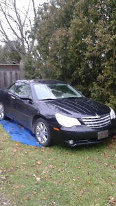 2008 Chrysler Sebring Convertible Limitied hard top