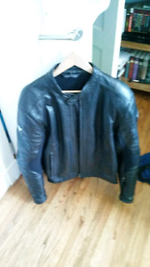 Dainese stealth leather jacket