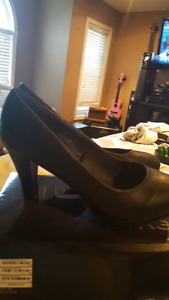 New heels size 9wide from penningtons brand new $15