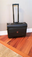 business pull suitcase