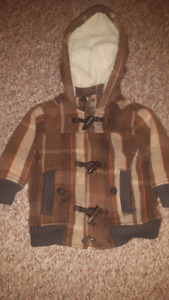 Boys winter coat 12-18 months