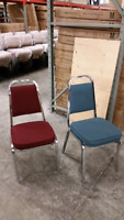 Stacking Chairs -Banquet Hall Chairs