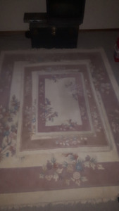 3 piece set of Authentic Indian rugs