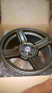 $300 A SET 15inch 4X100 RIMS NEW!!!! CLEARANCE
