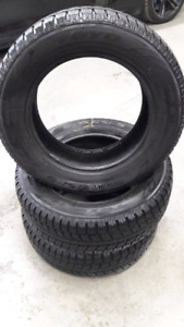 Winter tiers ..brand new .. 3 TOYO tires 205 65 R16