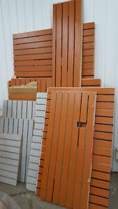 panneaux slotwall