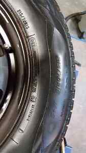 Set of 15inch 4 tires and rims  Kitchener / Waterloo Kitchener Area image 5