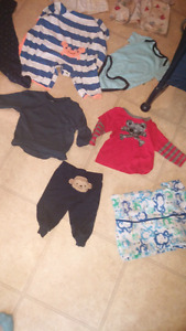 Few more baby boy clothes