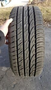 Barum (made by Continental) 205/45R17 one tire for Sale