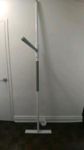 Pole for elderly