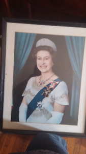 Pic of the queen