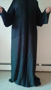 Long black Muslim dress(Abaya)  (عباية) London Ontario image 2