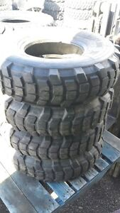Set of 4 Used Michelin XL 9.00 R16