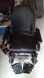 The Quickie Xperience Electric Wheelchair