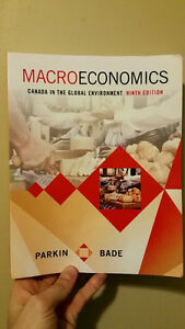 Macroeconomics: Canada in the Global Environment 9th Edition Kitchener / Waterloo Kitchener Area image 1