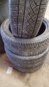 245/45R19 Continental Extreme Contact DWS Tuned