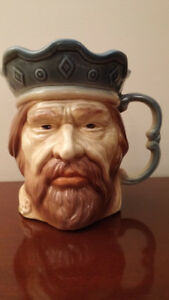 King John Toby Jug produced by Kingston Pottery