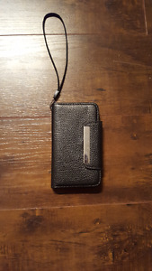 Black Phone Wristlet/Cardholder - iPhone 4S