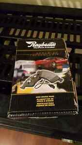 Raybestos ATD914C Front Brake Pads