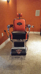 1950's Barber Chair. Belmont Takara