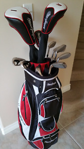 Golf clubs & bag, for sale