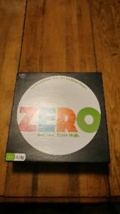 Zero board game