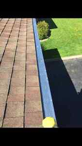 Barn repairs and painting, heavy duty seamless eavestroughing London Ontario image 3