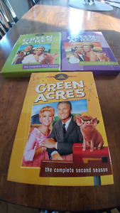 Green Acres DVD Set All 3 Seasons
