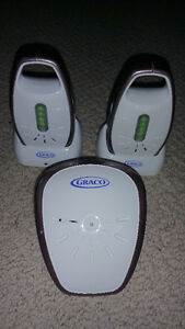 Graco Secure Coverage Digital Baby Monitor - 2 Parent Units