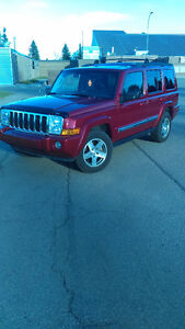 REDUCED!!! 2010 Jeep Commander SUV, Crossover