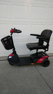Three Wheel Mobility Scooter For Sale