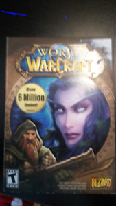 World of Warcraft for PC or MAC
