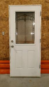 """34"""" Exterior Doors"""