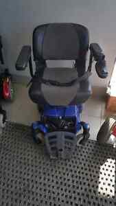 Pride go chair powerchair rear-wheel-drive easy to disassemble