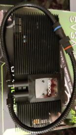 GTX 1080TI FTW3 - Waterblocked + air cooler