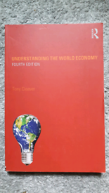Understanding The World Economy Fourth Edition - Tony Cleaver