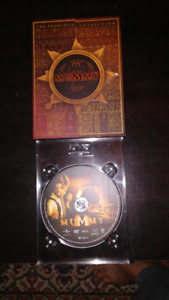 The Mummy Collectors Set DVD $10