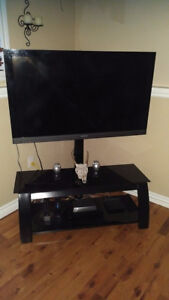 """46"""" Sony TV & Stand"""